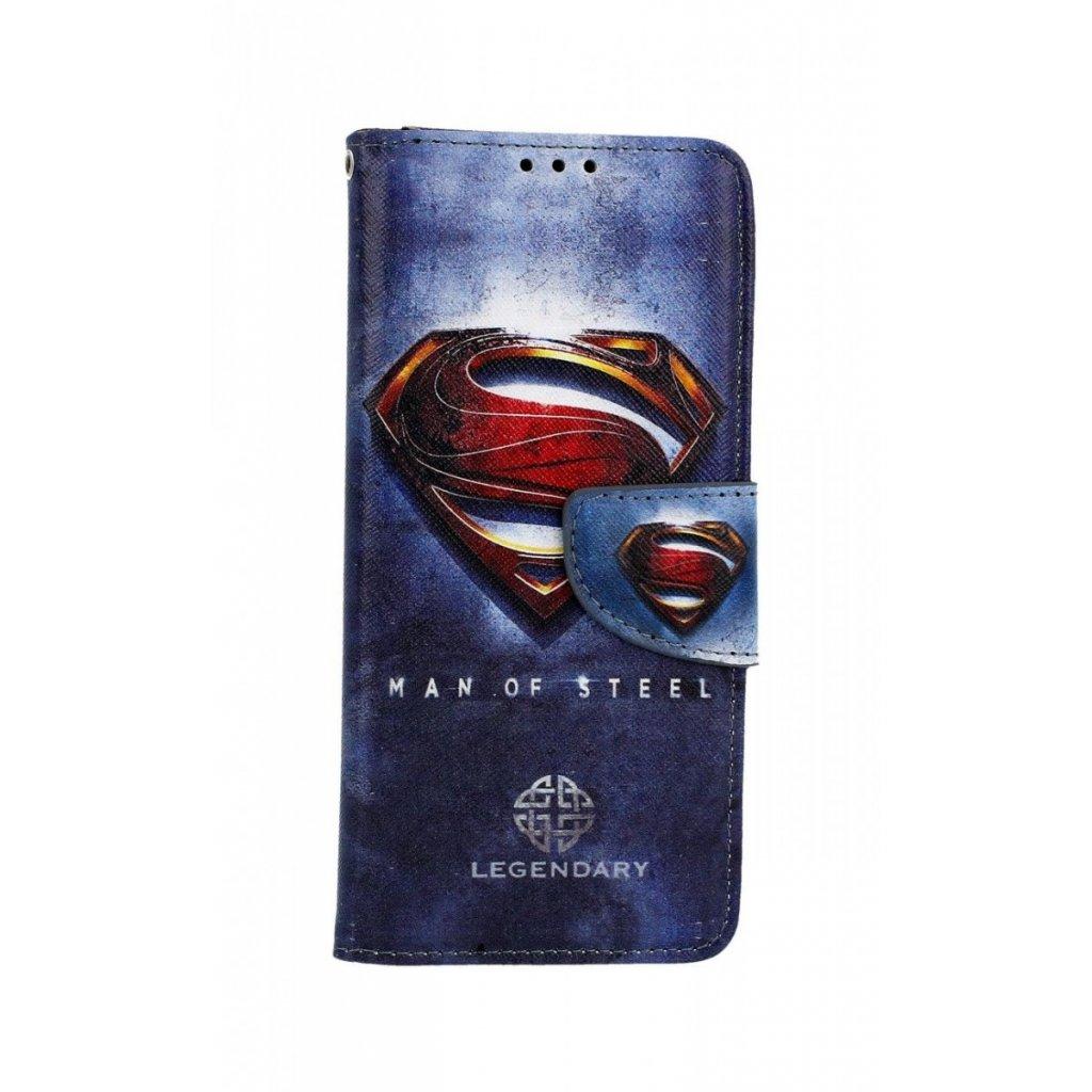 Flipové puzdro na Samsung A7 Superman 2