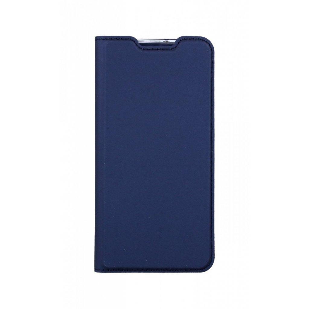 Flipové puzdro Dux Ducis na Samsung A40 modré