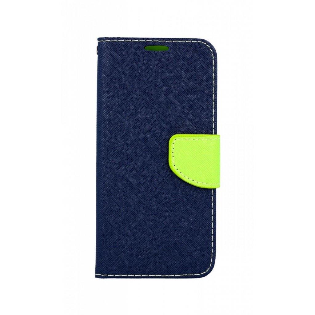 Flipové puzdro na Samsung A20e modré