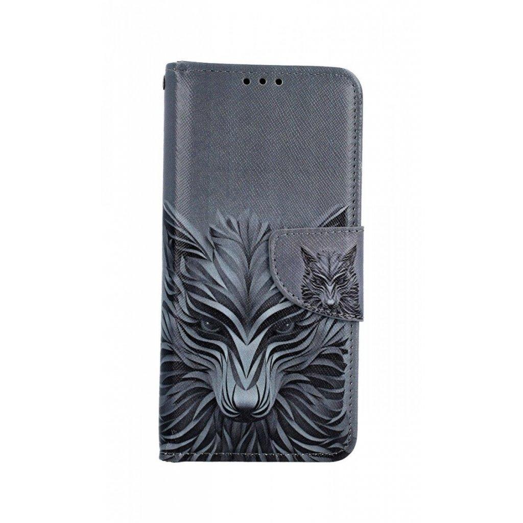 Flipové puzdro na Samsung A20e Vlk
