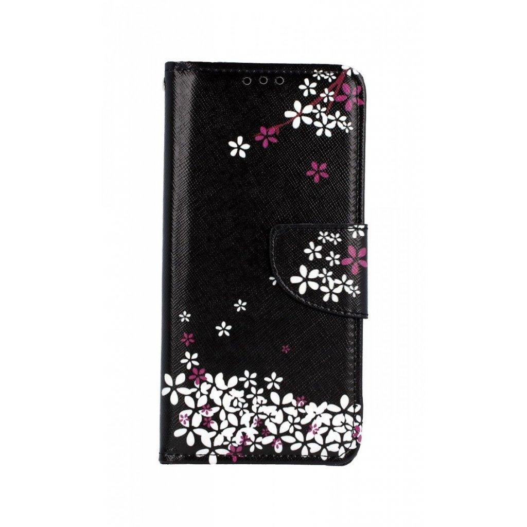 Flipové puzdro na Samsung A20e Kvety sakury