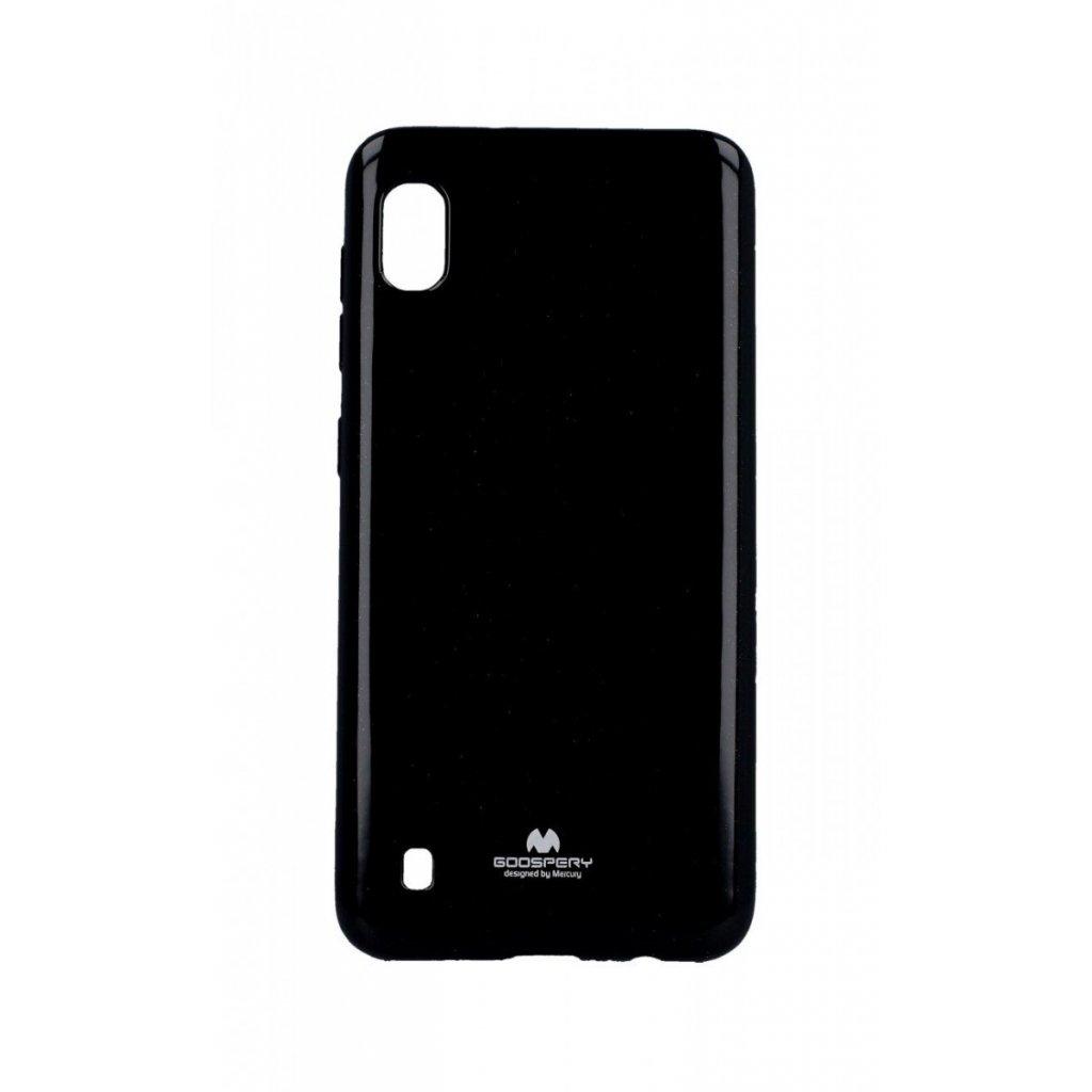 Zadný kryt Mercury Jelly Case na Samsung A10 čierny
