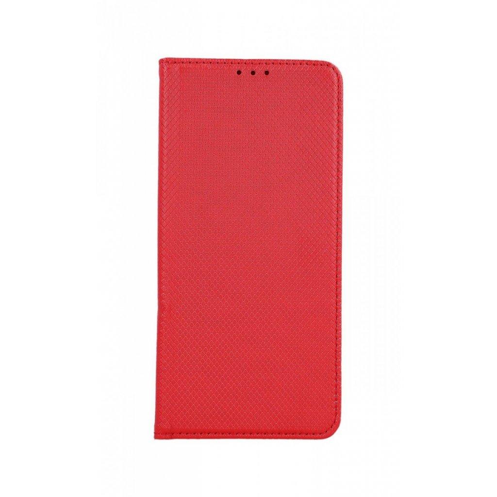 Flipové puzdro Smart Magnet na Samsung A50 červené