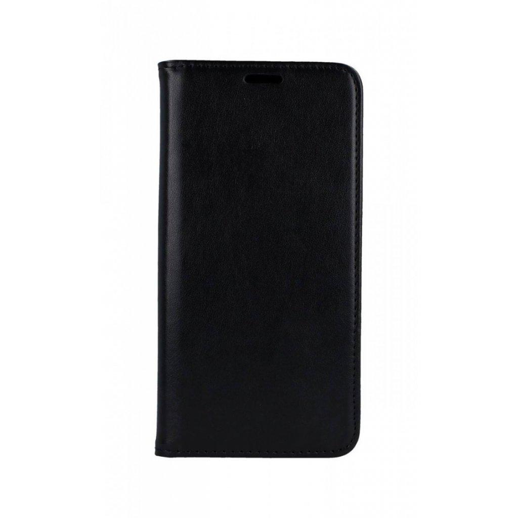Flipové puzdro Magnet Book na Samsung A10 čierne