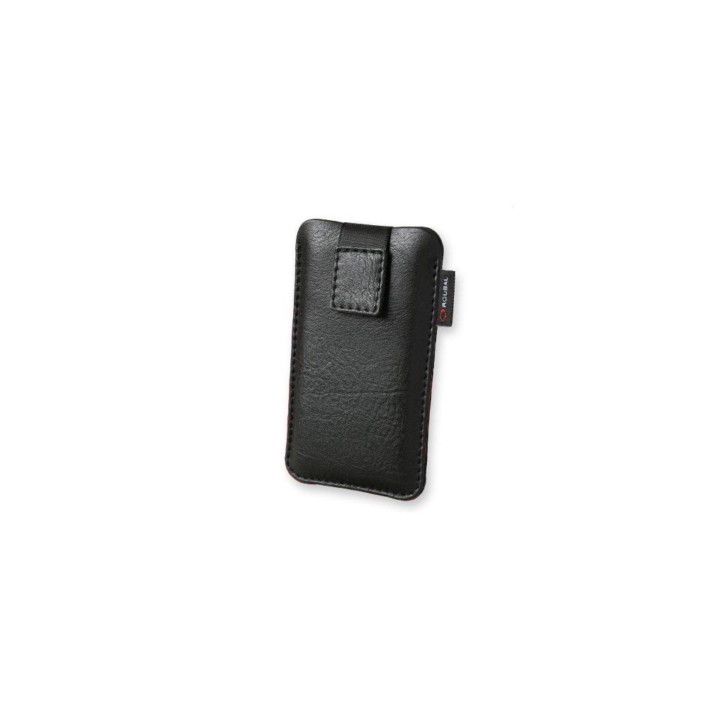 Puzdro čiže obal Roubal Huawei P9 Lite čierny
