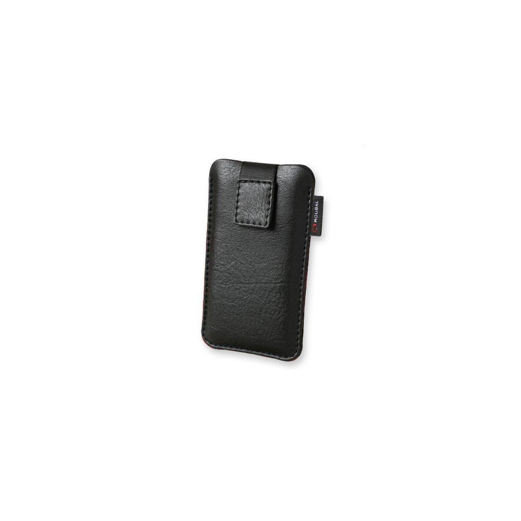 Puzdro čiže obal Roubal Huawei P10 Lite čierny