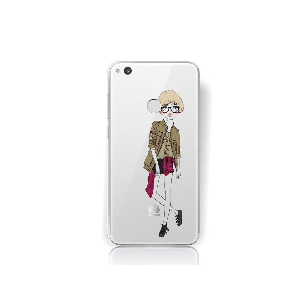 Zadný kryt na Huawei P9 Lite 2017 Girl 5