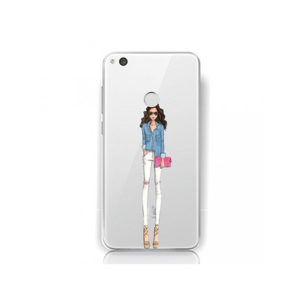 Zadný kryt na Huawei P9 Lite 2017 Lady 4