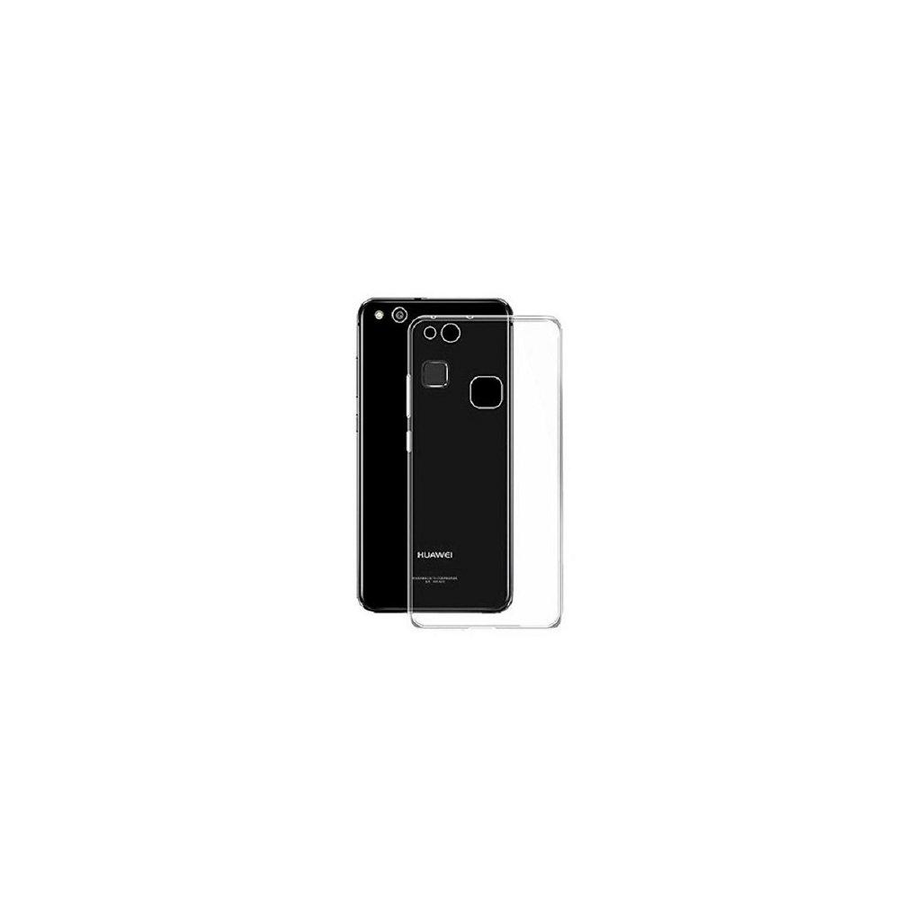 Ultratenký silikónový kryt na Huawei P10 Lite 0,5 mm priehľadný