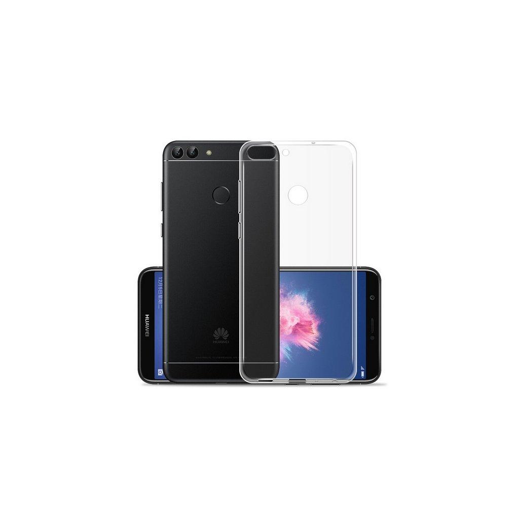 Ultratenký silikónový kryt na Huawei P Smart 0,5 mm