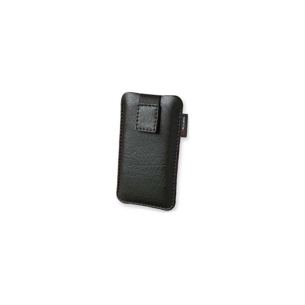 Puzdro Roubal na Huawei Y6 Prime 2018 čierne