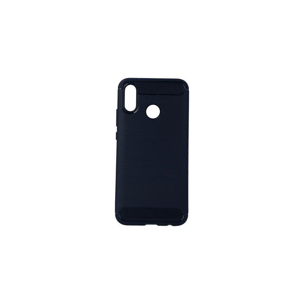 Zadný silikónový kryt na Huawei P20 Lite modrý