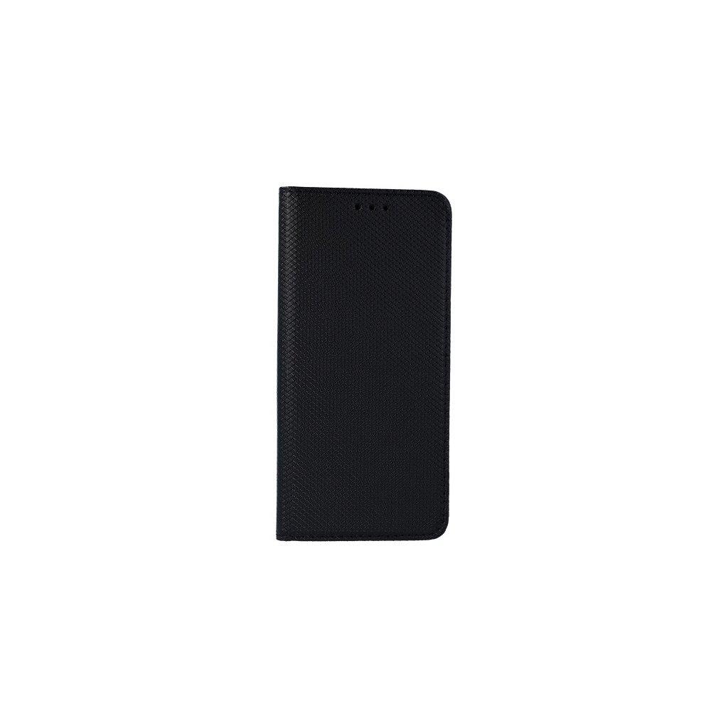 Flipové puzdro Smart Magnet na Huawei P20 Lite čierne