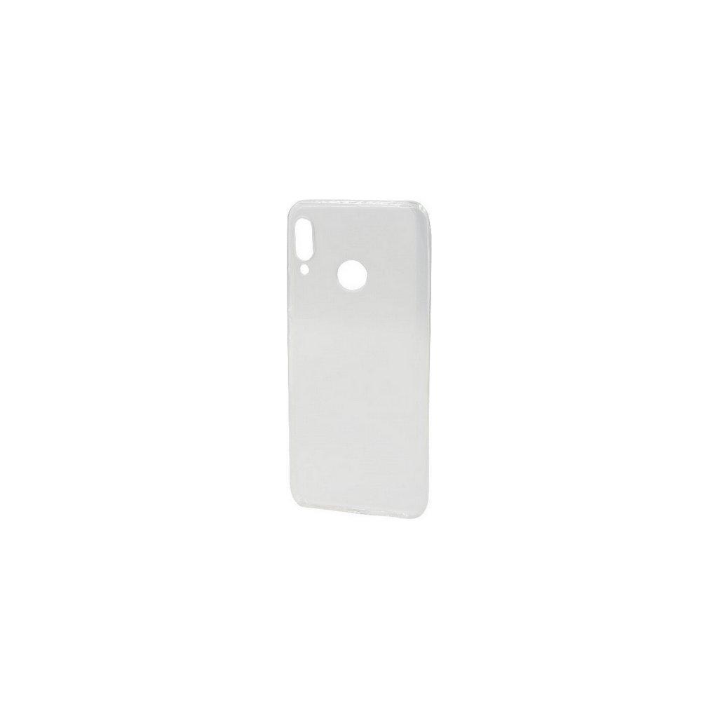Ultratenký zadný silikónový kryt na Huawei Nova 3i priehľadný 0,3 mm