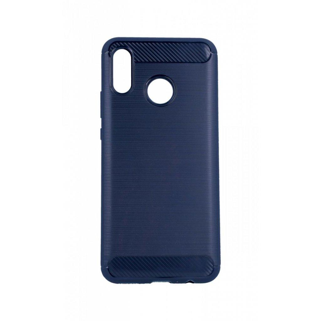 Zadný silikónový kryt na Huawei Nova 3i modrý