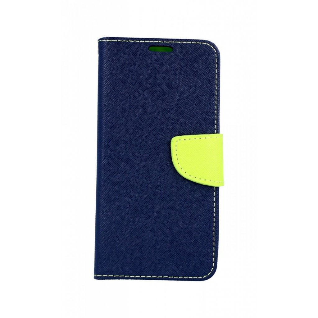 Flipové puzdro na Huawei Nova 3i modré
