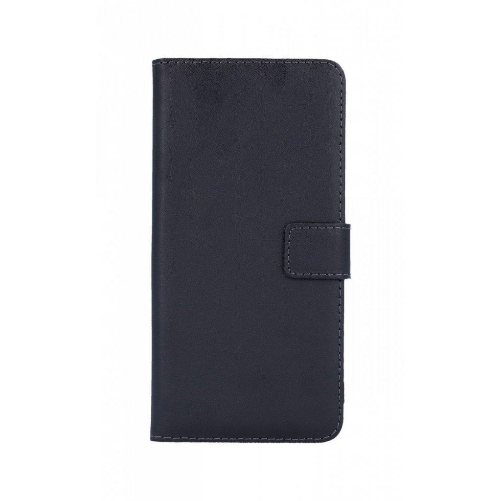 Flipové puzdro na Huawei Nova 3i čierne s prackou 2