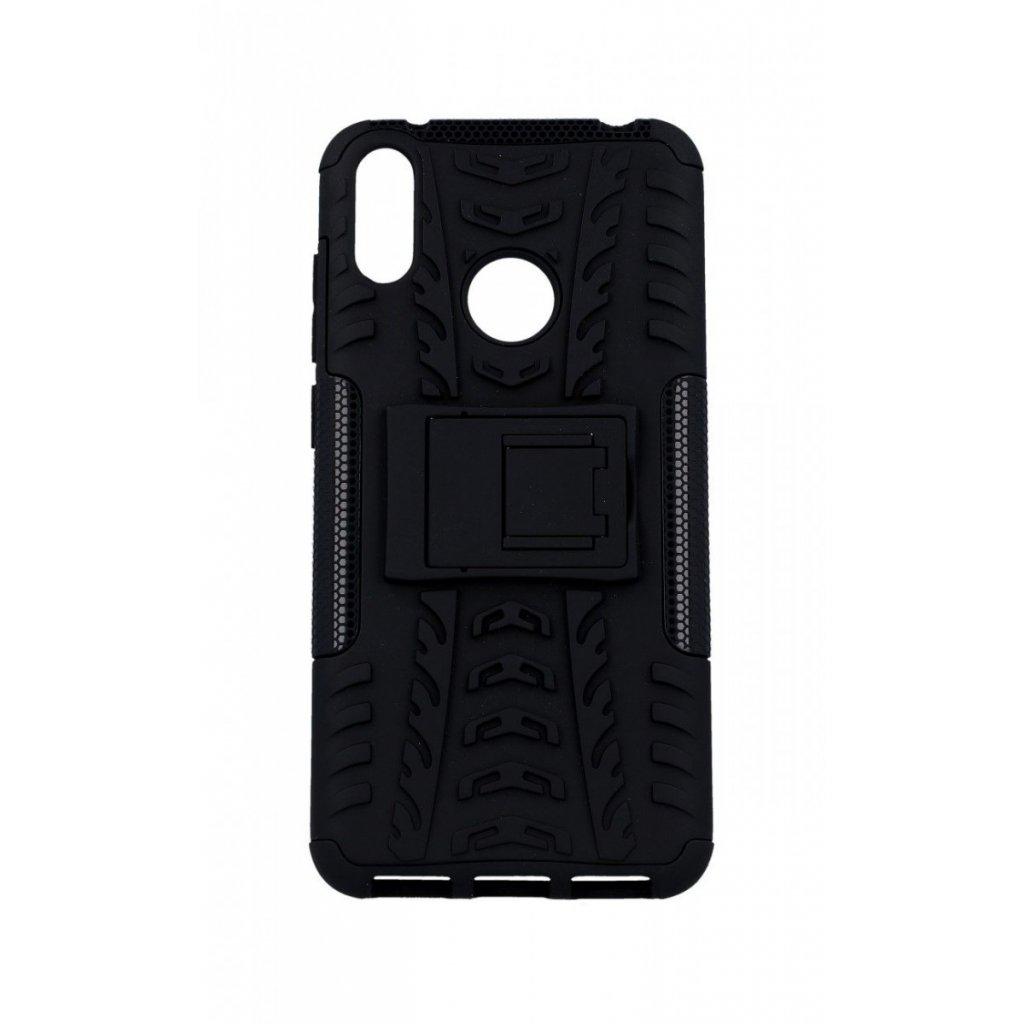 Ultra odolný zadný kryt na Huawei Y6 2019 čierny