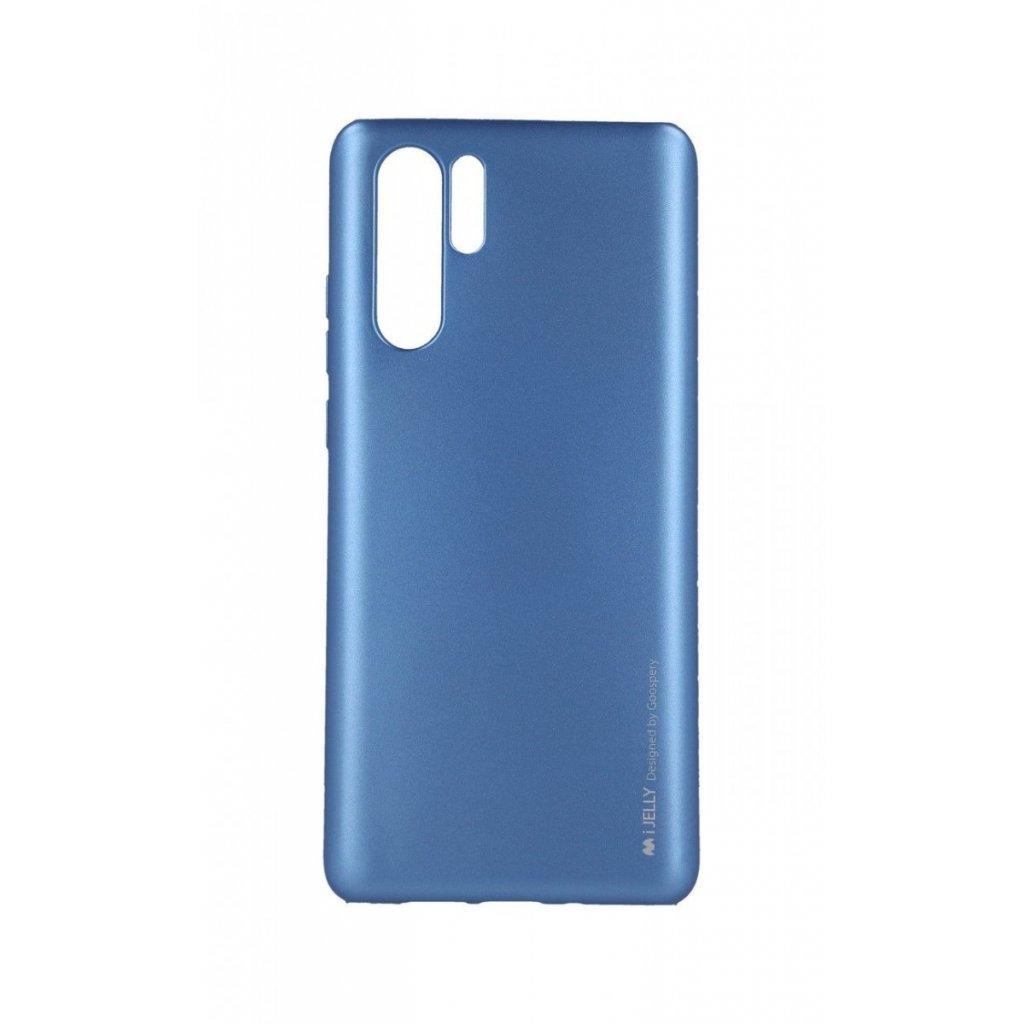 Zadný kryt Mercury iJelly Metal na Huawei P30 Pro modrý