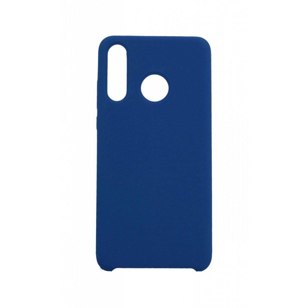 Zadný silikónový kryt Forcell Gummy na Huawei P30 Lite modrý