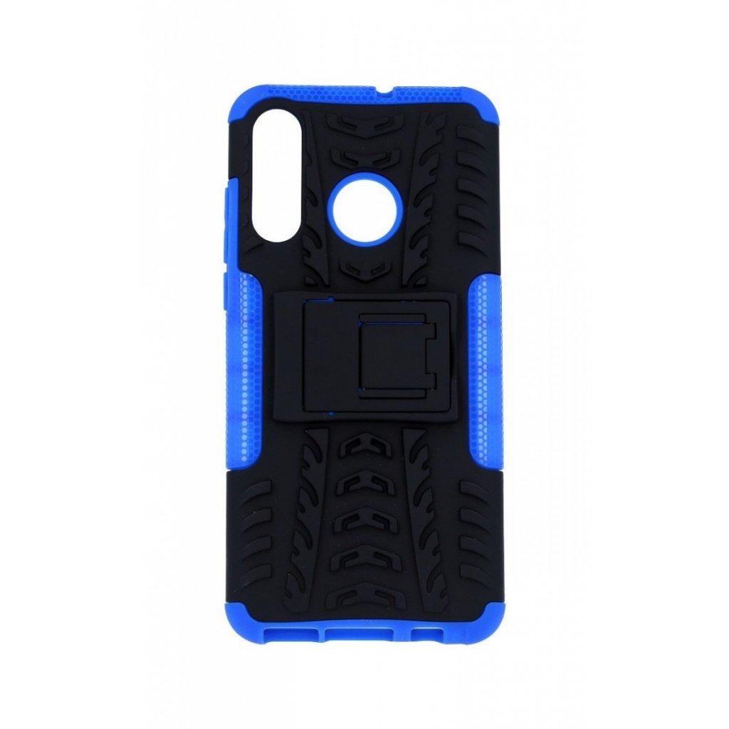 Ultra odolný zadný kryt na Huawei P30 Lite modrý