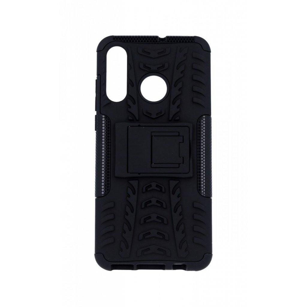 Ultra odolný zadný kryt na Huawei P30 Lite čierny