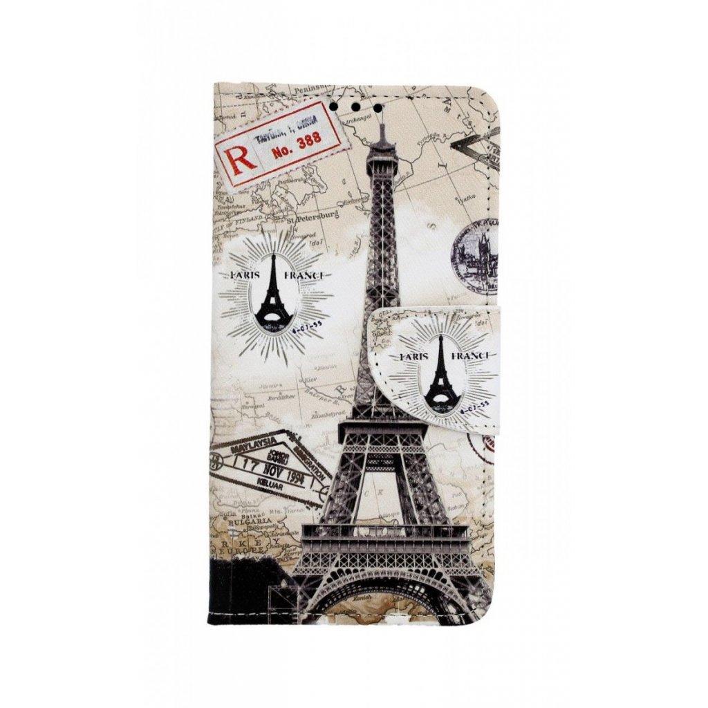 Flipové puzdro na Huawei Y5 2019 Paris 2