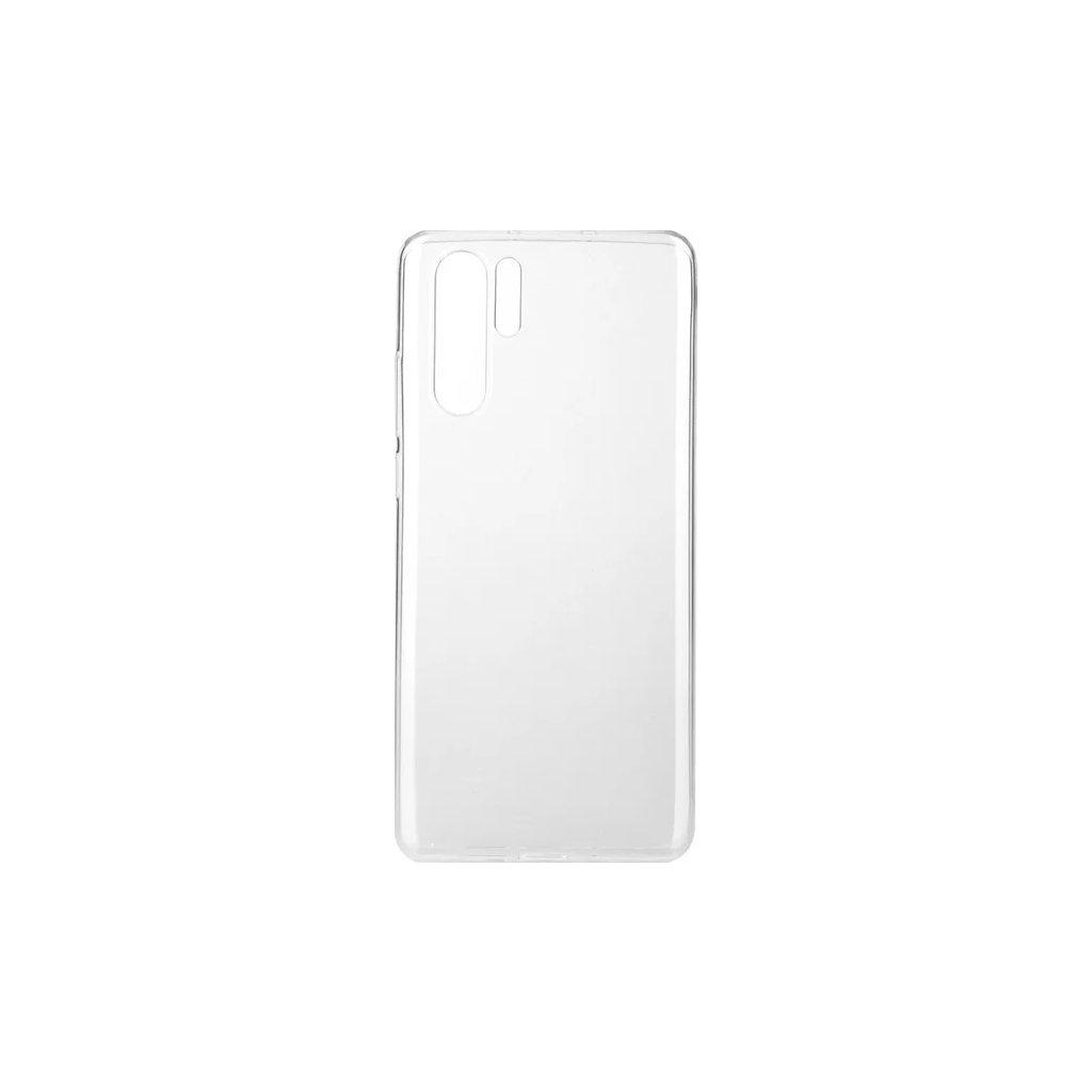 45510 ultratenky silikonovy kryt na huawei p30 pre 0 5 mm priehladny