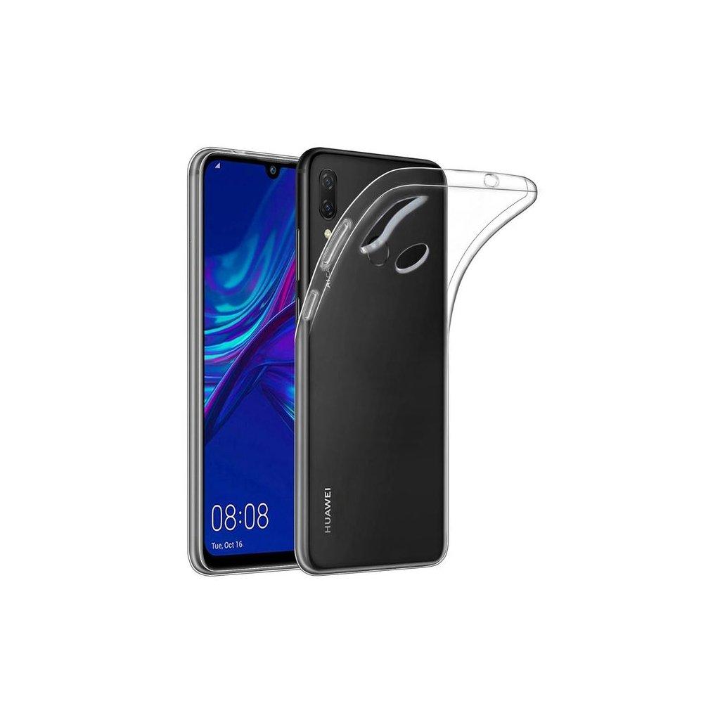Ultratenký silikónový kryt na Huawei P Smart Z 0,5 mm priehľadný