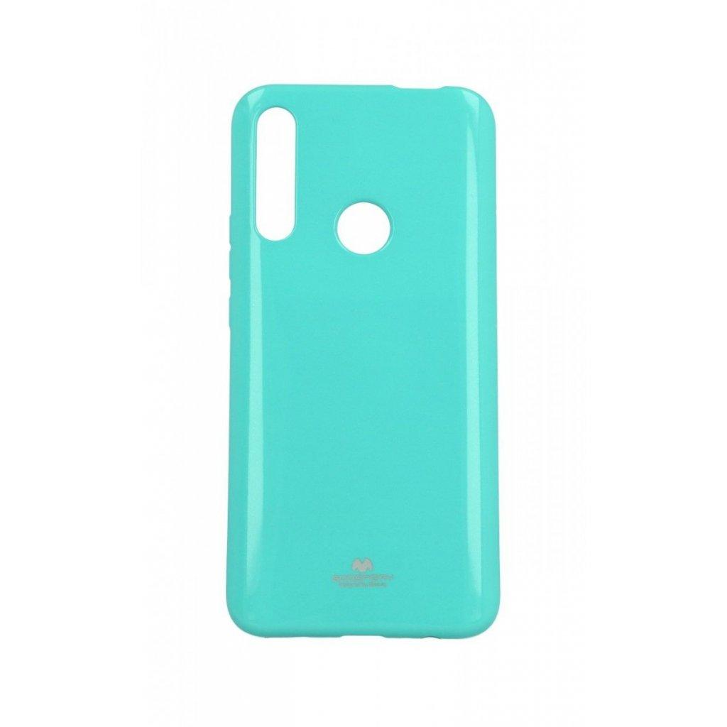 Zadný silikónový kryt Mercury Jelly Case na Huawei P Smart Z mentolový