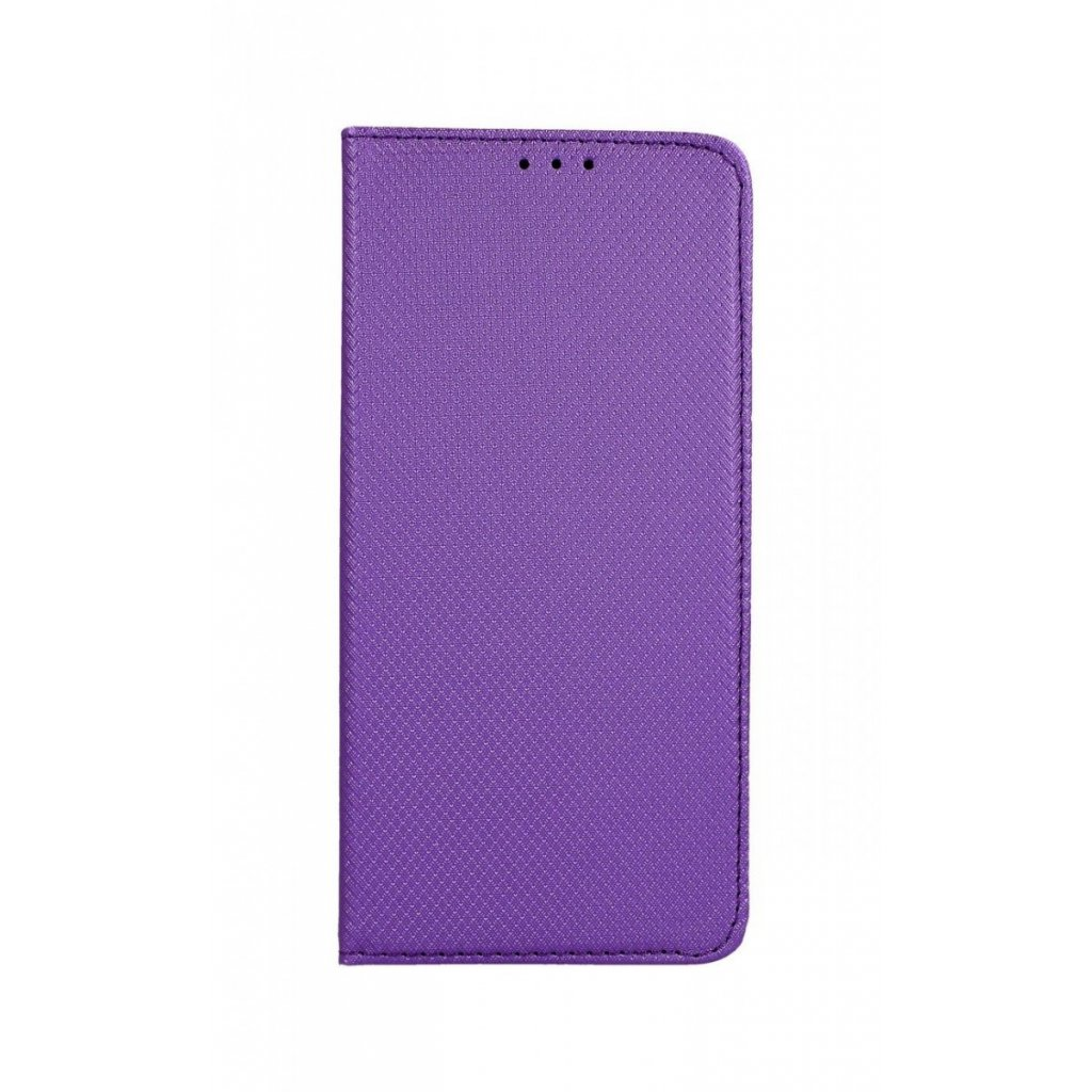Flipové puzdro Smart Magnet na Huawei P Smart Z fialové
