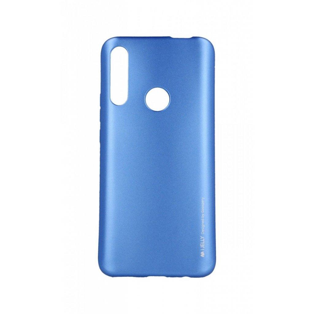 Zadný kryt Mercury iJelly Metal na Huawei P Smart Z modrý