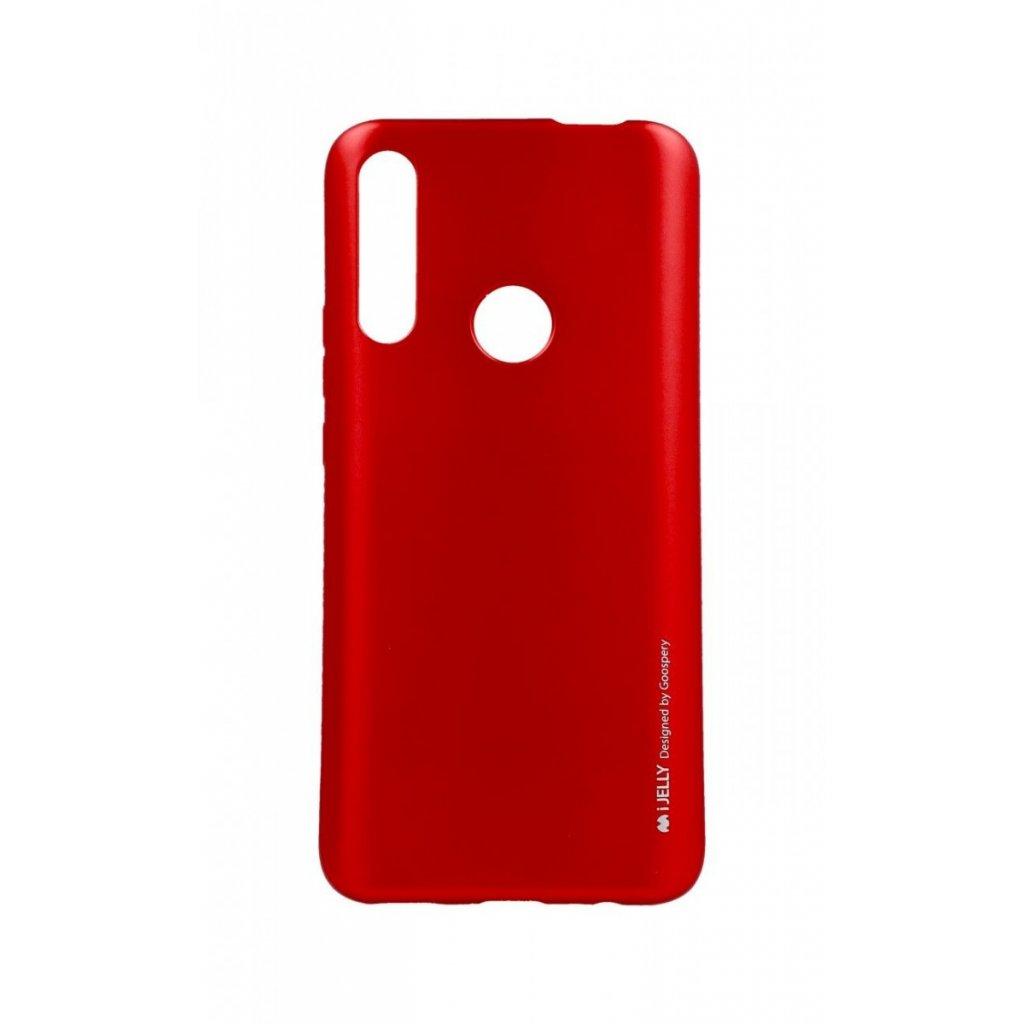 Zadný kryt Mercury iJelly Metal na Huawei P Smart Z červený