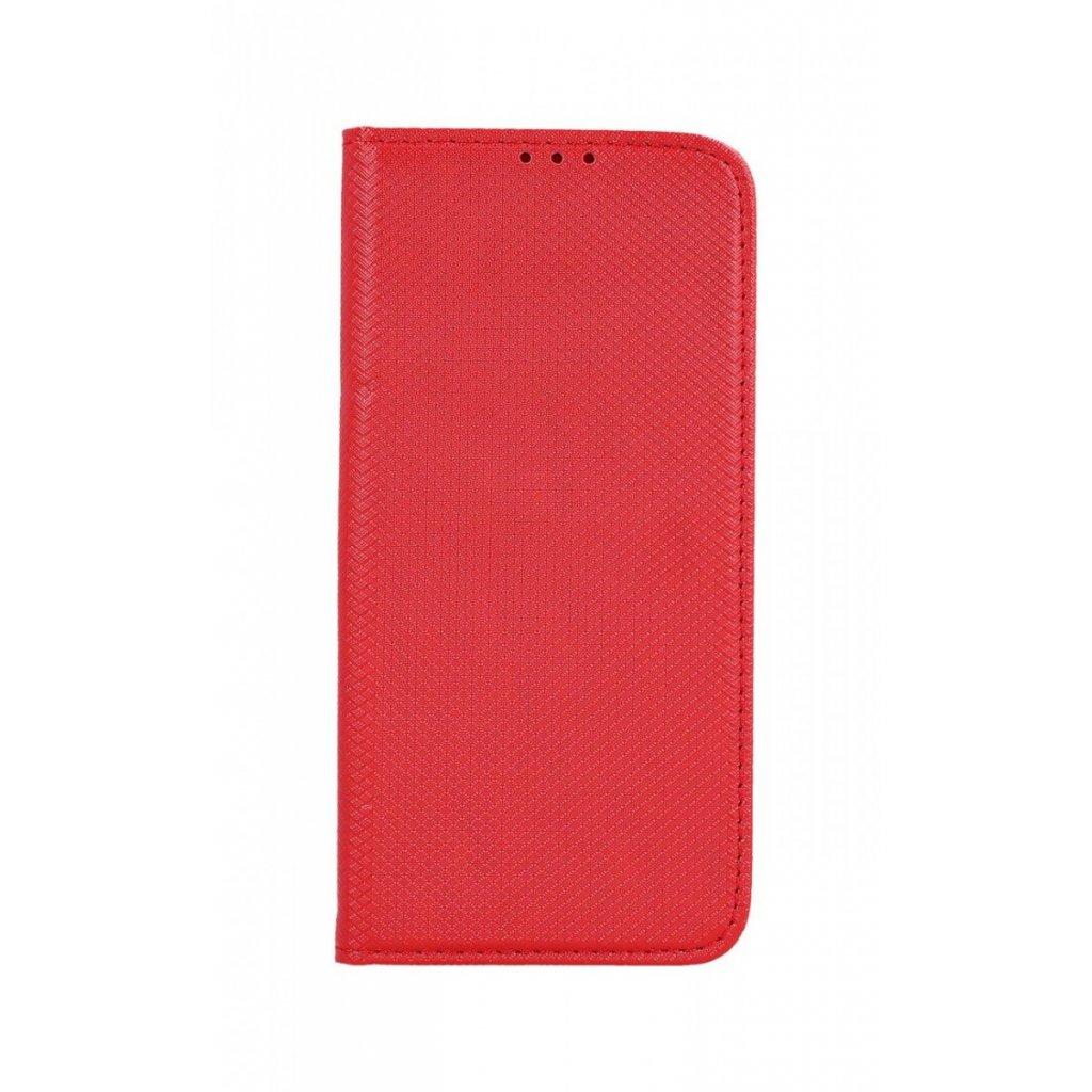 Flipové puzdro Smart Magnet na Huawei P30 Lite červené