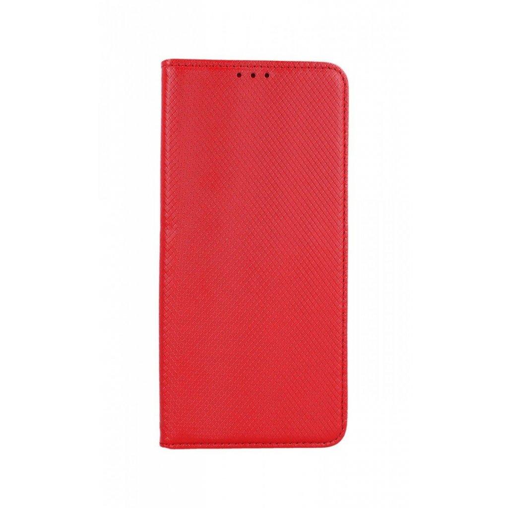Flipové puzdro Smart Magnet na Huawei P Smart Z červenej
