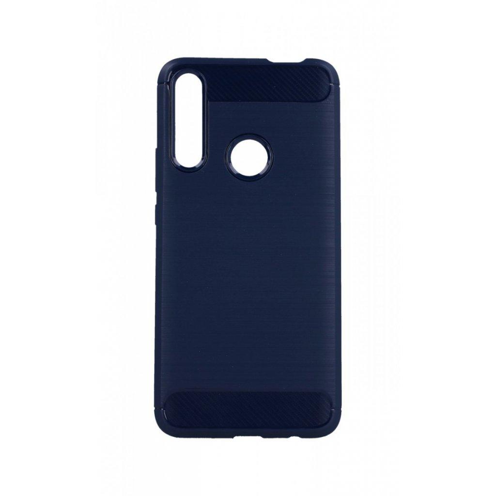 Zadný silikónový kryt na Huawei P Smart Z modrý