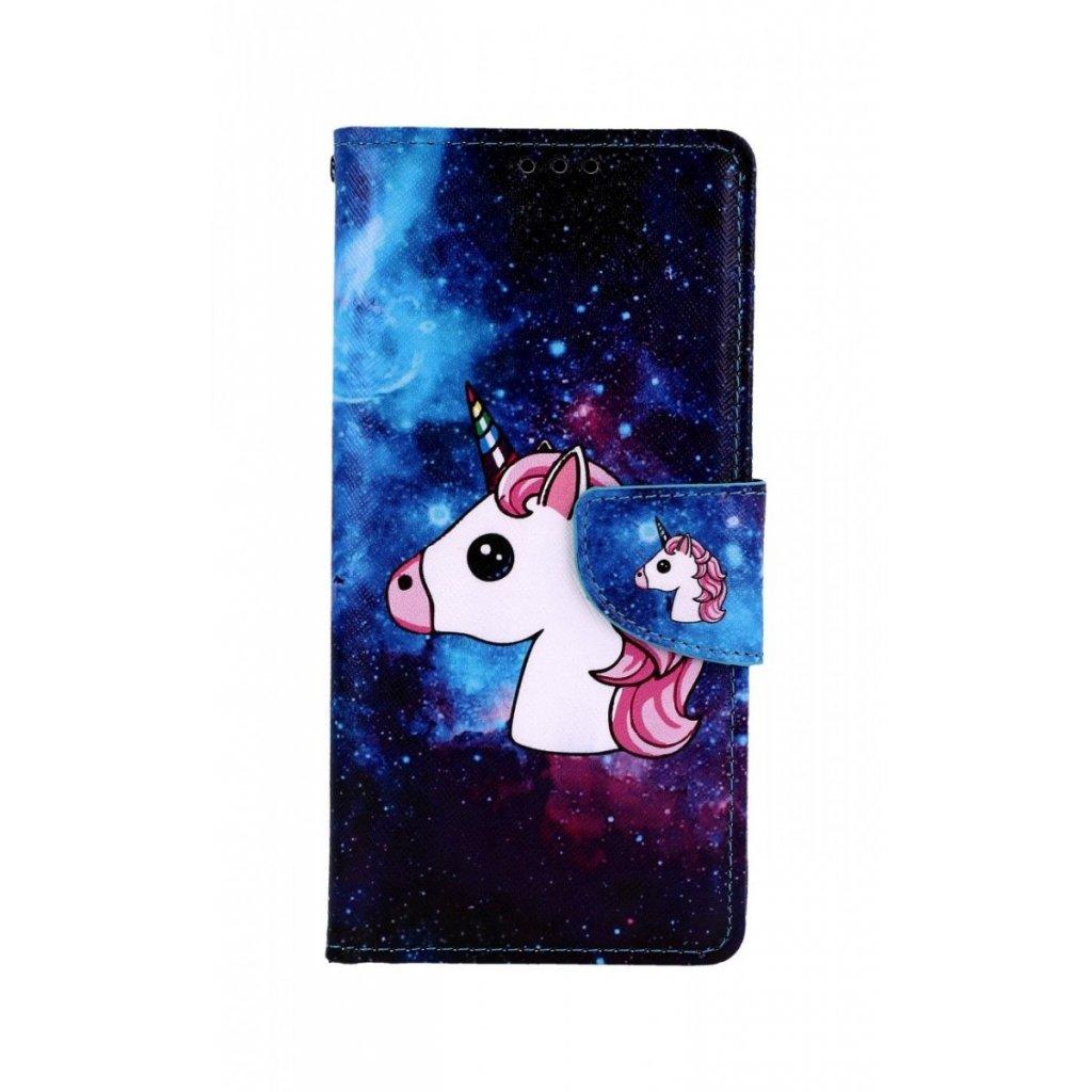 Flipové puzdro na Huawei P Smart Z Space Unicorn