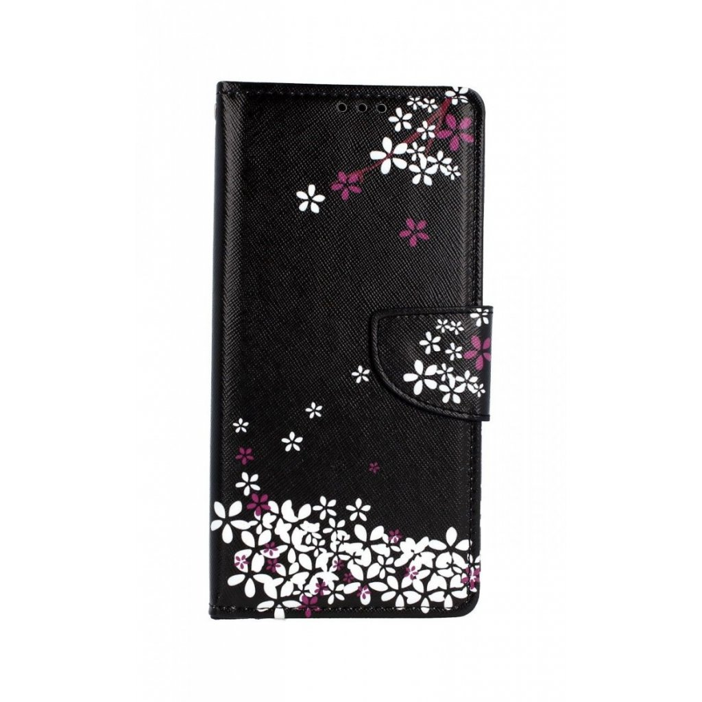 Flipové puzdro na Huawei P Smart Z Kvety sakury