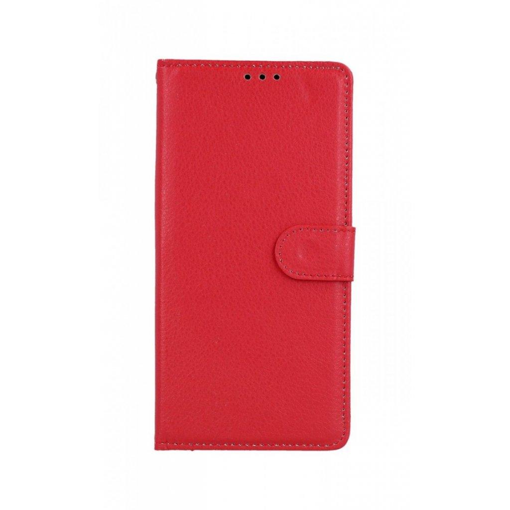 Flipové puzdro na Huawei P Smart Z červenej s prackou