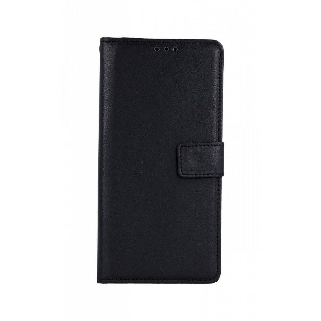 Flipové puzdro na Huawei P Smart Z čiernej s prackou 2