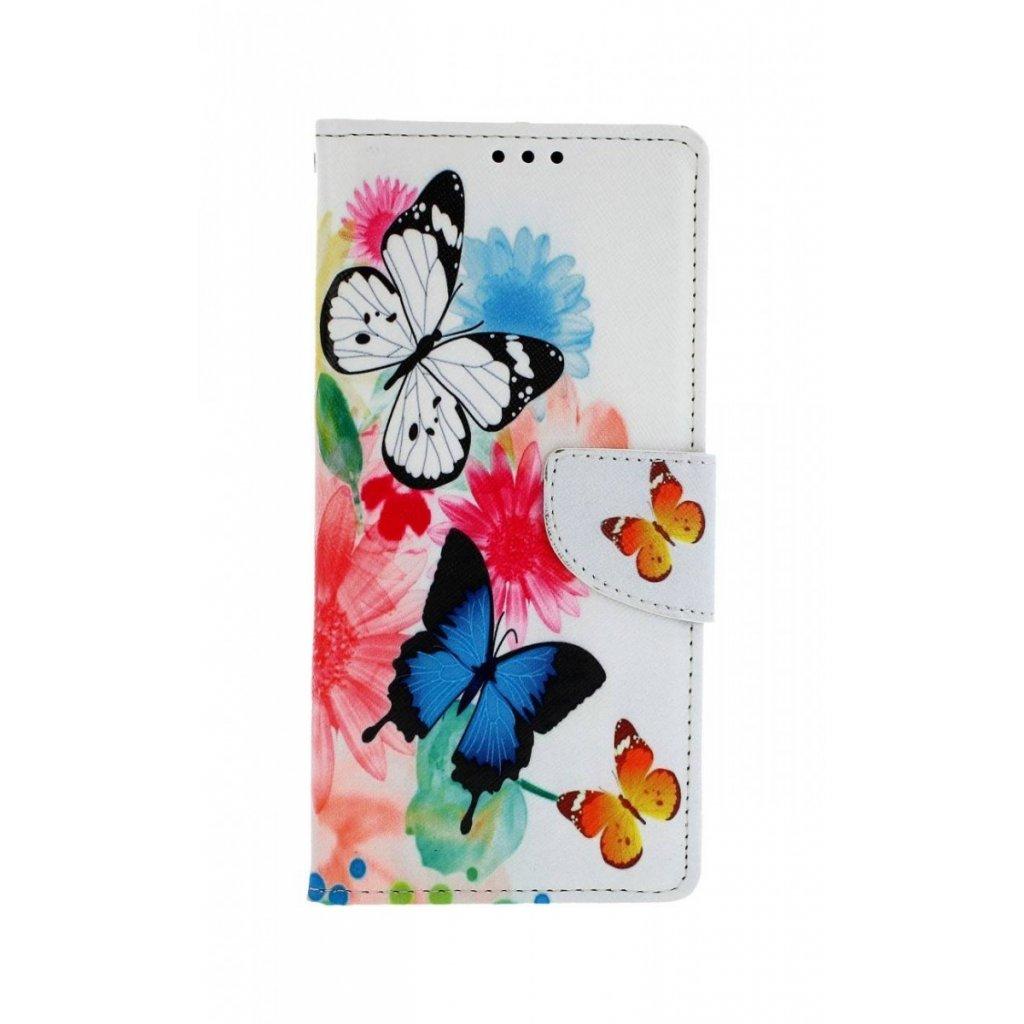 Flipové puzdro na Huawei P Smart Z Farebné s motýlikmi