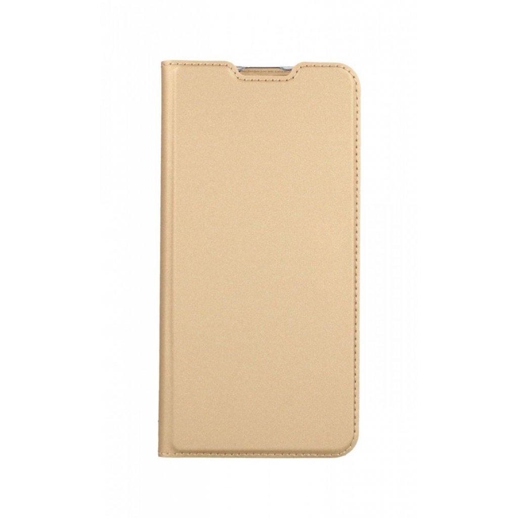 Flipové puzdro Dux Ducis na Huawei P Smart Z zlaté