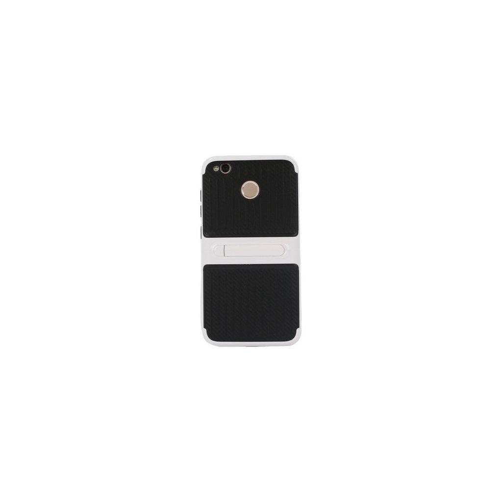 Zadný kryt na Xiaomi Redmi 4X Kickstand biely