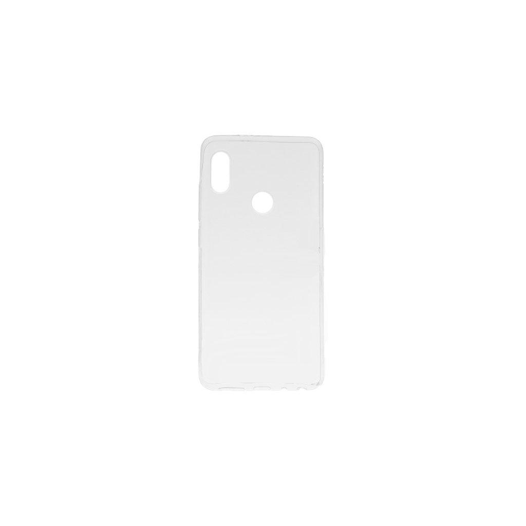 Ultratenký silikónový kryt na Xiaomi Redmi Note 5 0,3 mm priehľadný