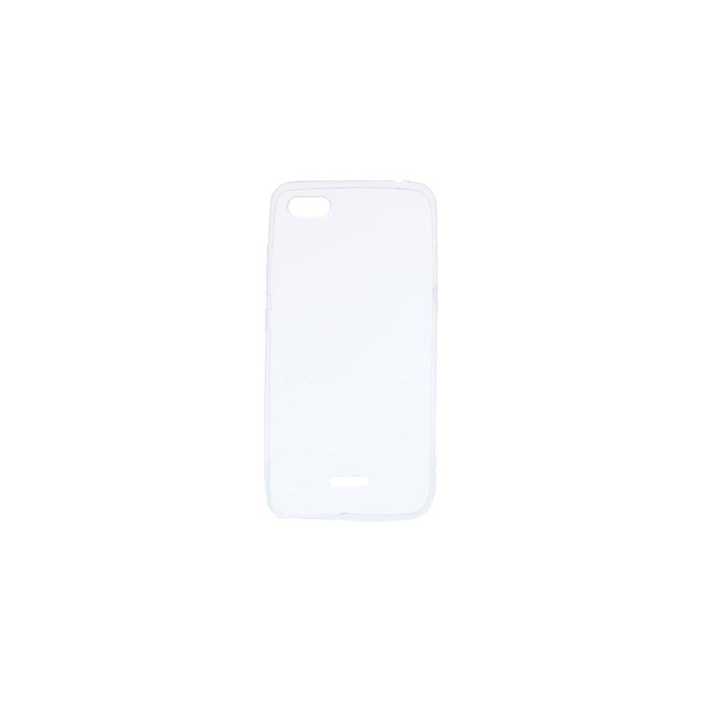 Ultratenký silikónový kryt na Xiaomi Redmi 6A 0,3 mm priehľadný