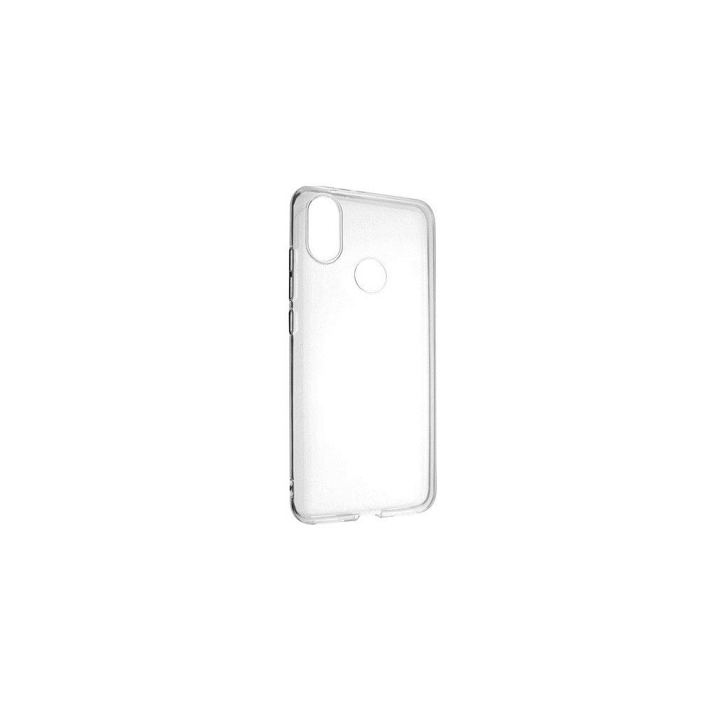 Ultratenký silikónový kryt na Xiaomi Mi A2 Lite 0,3 mm priehľadný