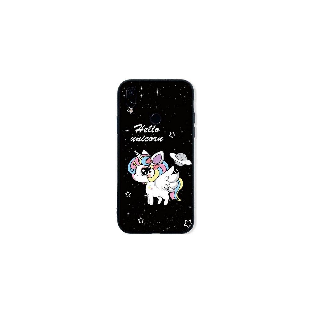 Zadný pevný kryt LUXURY na Xiaomi Redmi 7 Unicorn