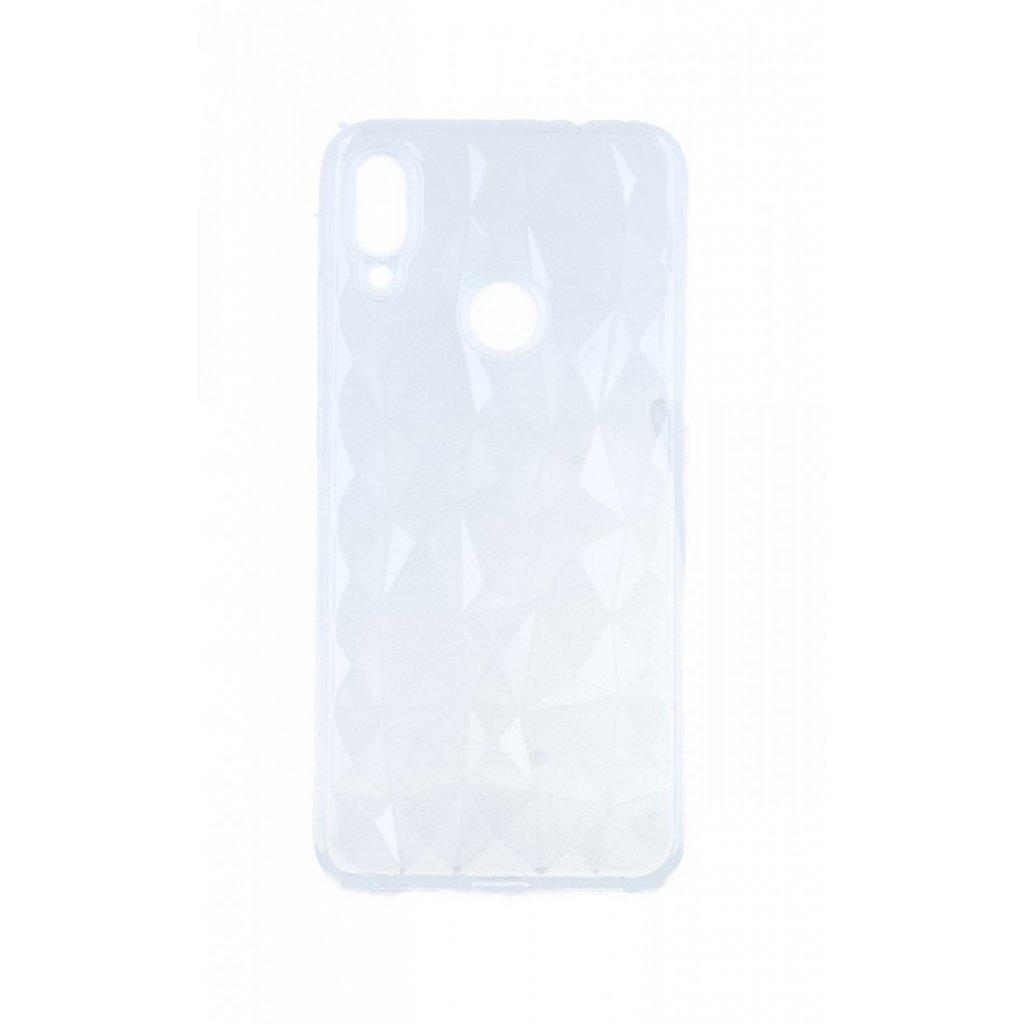 Zadný silikónový kryt Forcell Prism Jelly na Xiaomi Redmi Note 7 priehladné