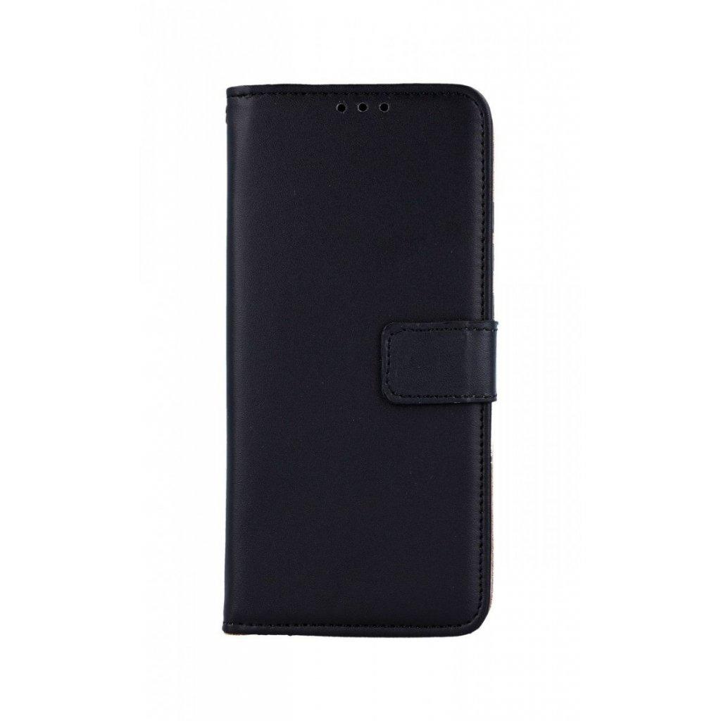 Flipové puzdro na Xiaomi Redmi Note 7 čierne s prackou 2