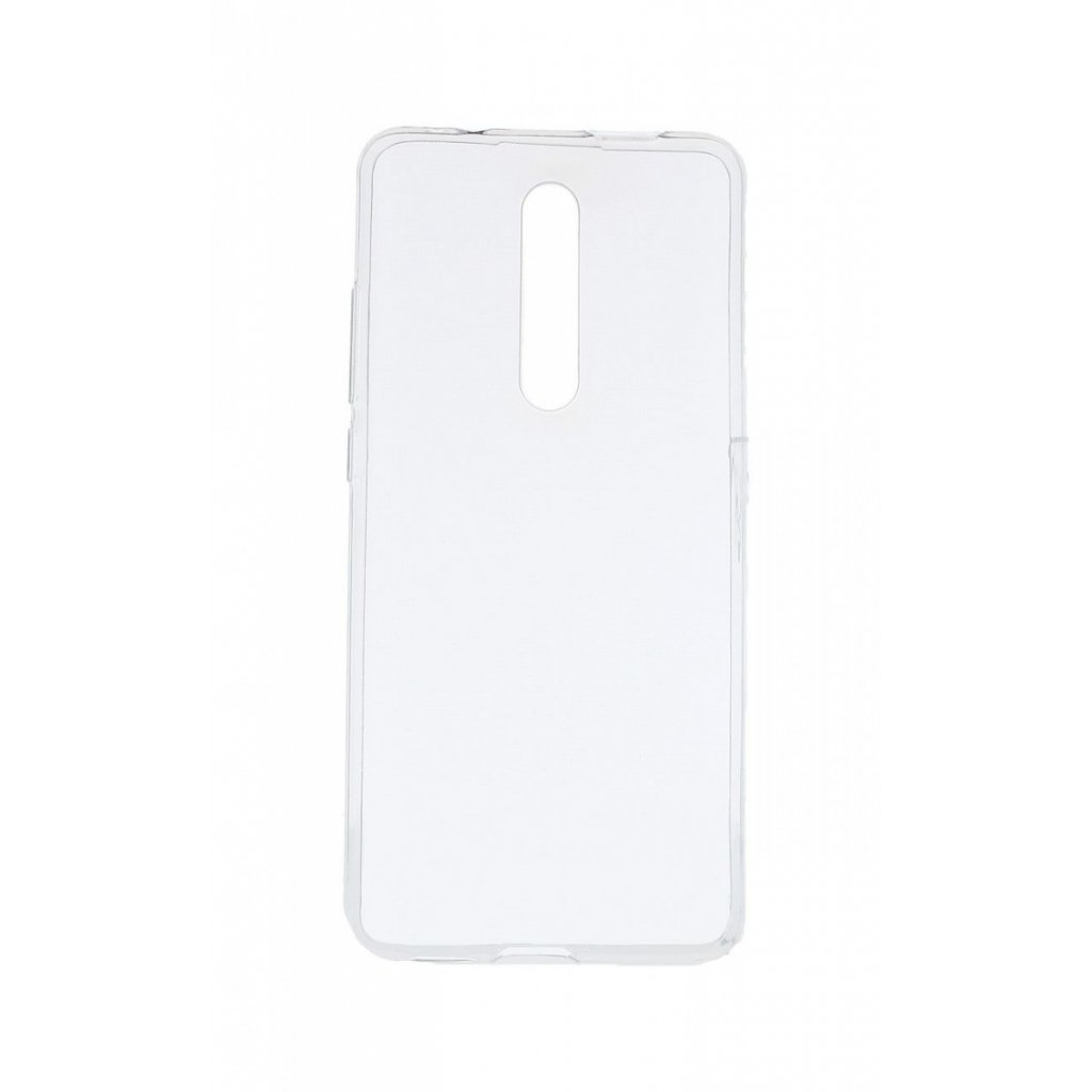 Ultratenký silikónový kryt na Xiaomi Mi 9T 0,5 mm priehľadný